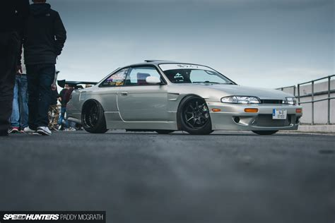 S14 Nissan by A Simple Static S14 Speedhunters
