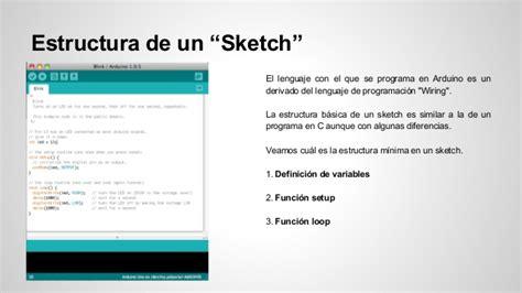 que es sketchbook diferentes tipos de arduino