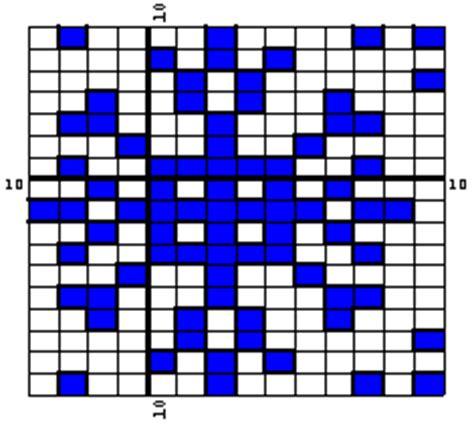 snowflake pattern knitting chart free knitting charts snowflakes