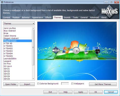 theme google nexus 7 bring mac like dock to windows 7 with winstep nexus