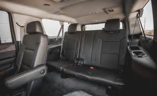 2015 chevrolet suburban ltz interior photo