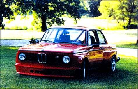 Korman High Performance Parts for the BMW 2002