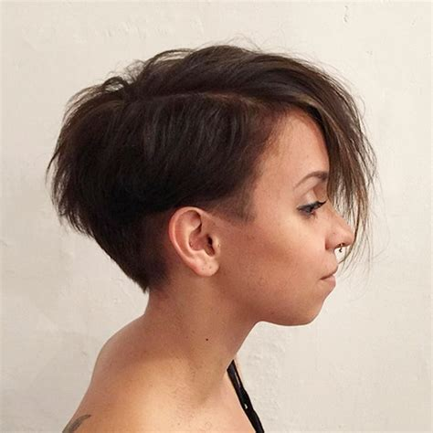 Bob Layered Cut Hairstyle With Bangs Hairstyle 2013 by Choppy Layered Bob With Bangs Hairstyle 2013