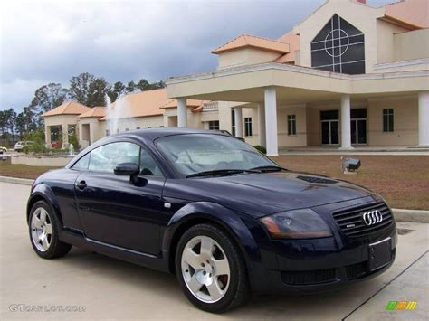 audi tt interior 2002 2002 audi tt blue 200 interior and exterior images