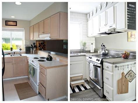 smaller kitchen makeovers small kitchen makeovers 11 pretty design small budget kitchen makeover ideas thomasmoorehomes