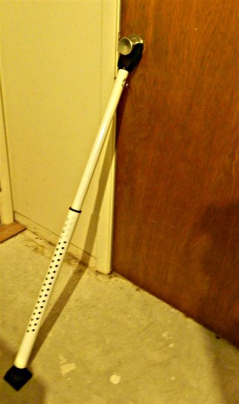 bedroom door security bar be safe this fall with master lock the mom maven
