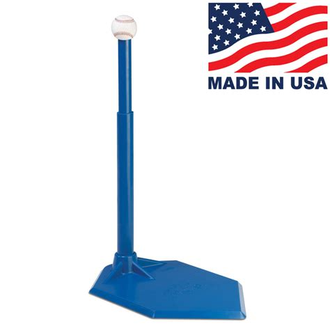 ls made in usa fallline single position batting tee made in usa