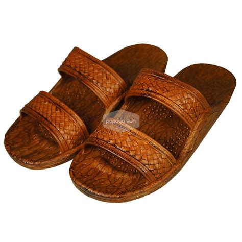 classic brown pali hawaii sandals classic light brown hawaiian jandals pali hawaii jesus