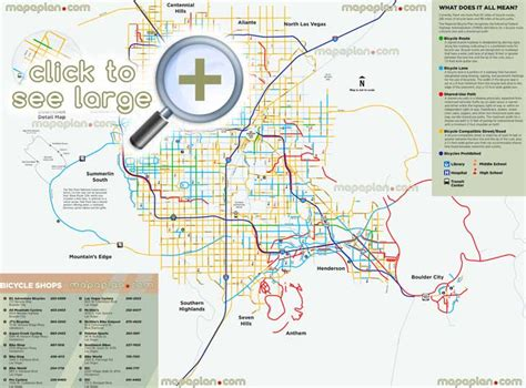 map of las vegas attractions las vegas maps top tourist attractions free printable