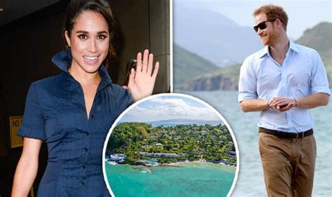prince harry and meghan markle rendezvous in jamaica for royal wedding engagement rumours mount as meghan flys to