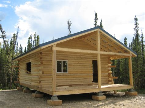 Cabin Plans Alaska by File Fema 41709 Finished Log Home In Alaska Jpg