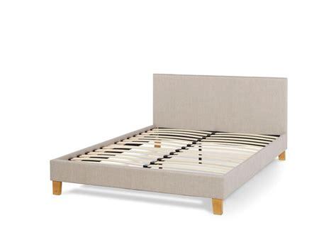 3 Quarter Bed Frame Linen Three Quarter Bed Frame