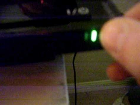 ps3 blinking red light ps3 red light of death fix youtube