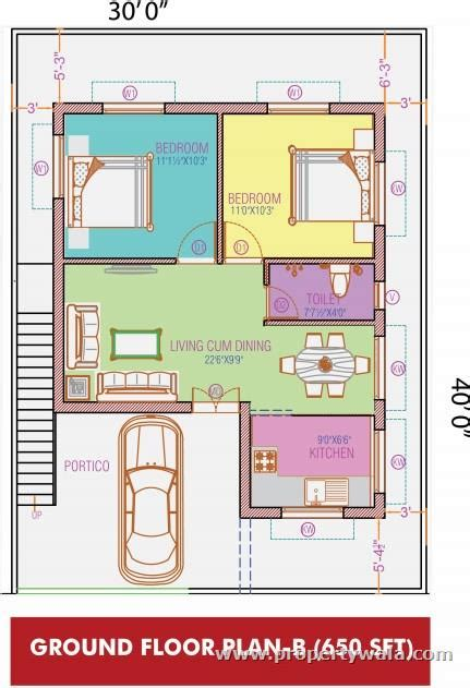 home design for 550 sqft avalon breeze county poonamallee chennai residential
