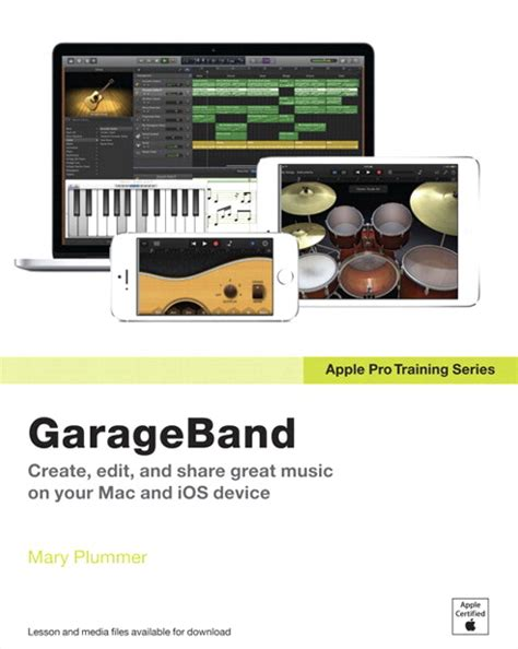 Garageband Book Book Review Apple Pro Series Garageband Mymac