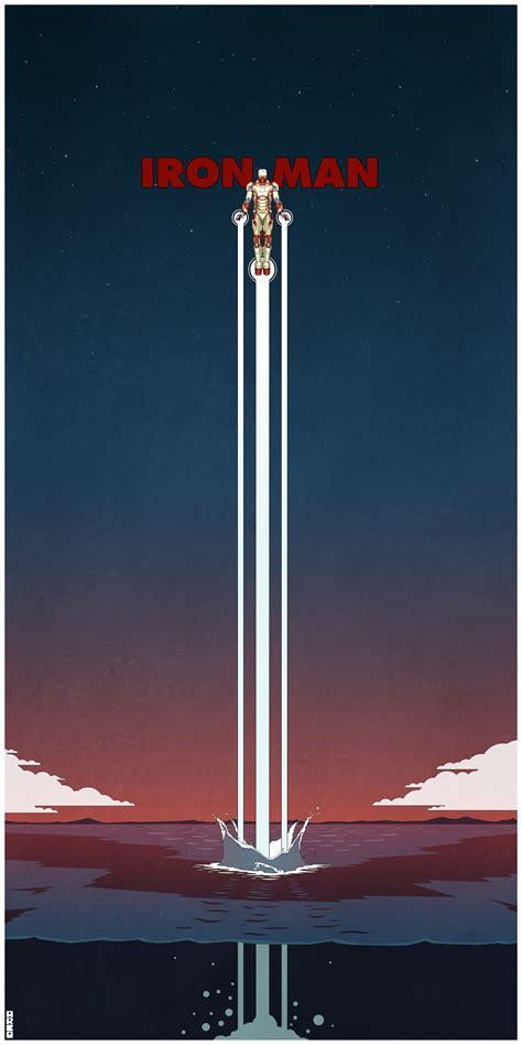 artist matt ferguson does an awesome poster for drive exclusive check out matt ferguson s incredible new iron