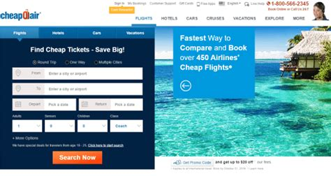 best airline ticket booking site top 6 best airfare ranking best airline booking