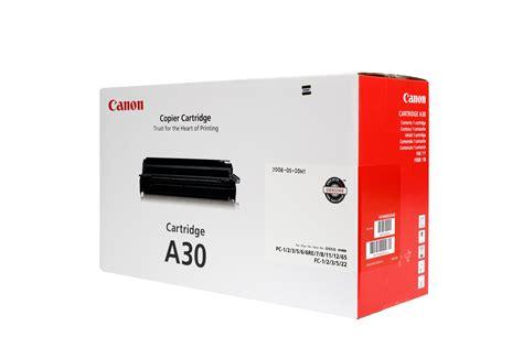 Toner Canon canon original a30 toner cartridge black