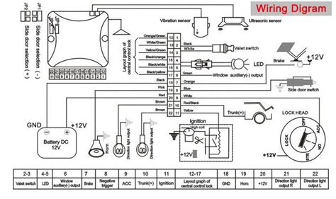 cyclone car alarm wiring diagram 32 wiring diagram