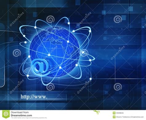Space Design Software global information society royalty free stock photo