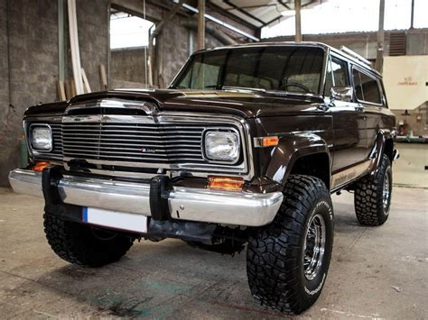 jeep eagle lifted 1979 jeep cherokee golden eagle ebay lifted trucks