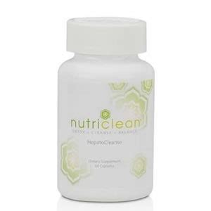 Nutriclean Detox by Nutriclean Hepatocleanse Liver Support Formula