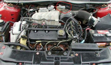 small engine maintenance and repair 1997 ford escort electronic throttle control vulcan engine surging at hot idle maintenance repair taurus sable owners club