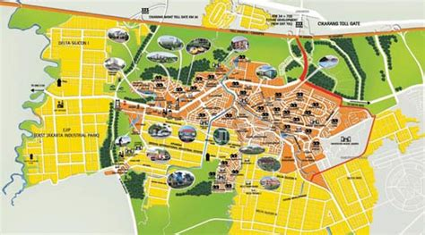 rancangan layout fasilitas produksi untuk sebuah usaha lippo cikarang info property rumah ruko kavling gudang