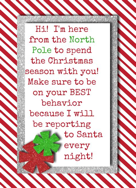 free printable elf on the shelf i m back letter holidays archives a sparkle of genius