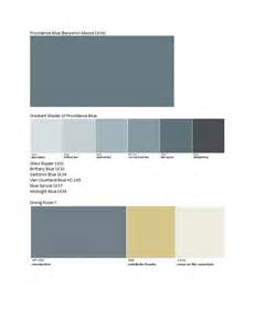 Yellow Accent Wall benjamin moore providence blue 1636 blue teal gray wall
