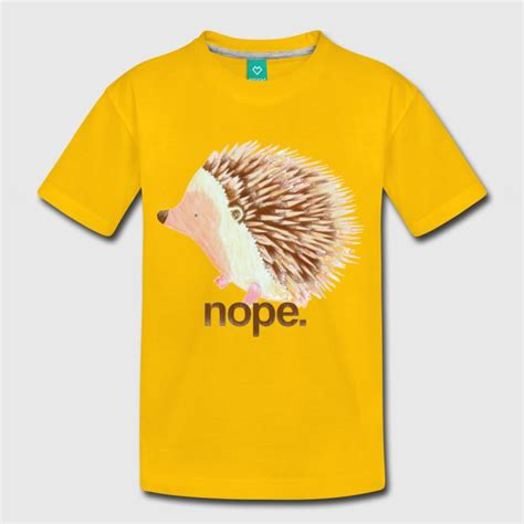 Tshirt Nope All Color nope t shirt spreadshirt