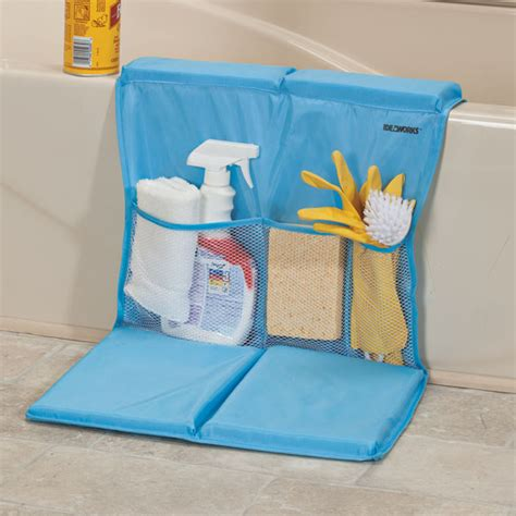 bathtub kneeling pad bathtub caddy with kneeling pad