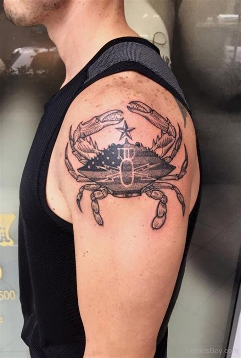 crab tattoo crab tattoos designs pictures page 4