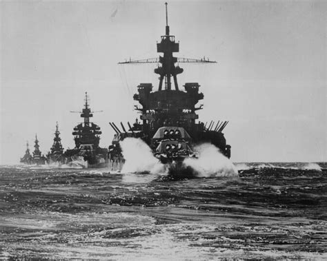 the naval war in authentic world war ii pictures naval battles