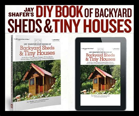 libro jay shafers diy book tumbleweed tiny houses builder bundle blitz special price offer through nov 30th sacred