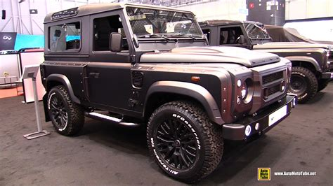 land rover defender 2016 khan 2014 land rover defender kahn 90 wide track by chelsea