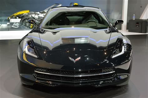 this is the black widows corvette stingray from captain 169 automotiveblogz chevrolet corvette stingray black widow