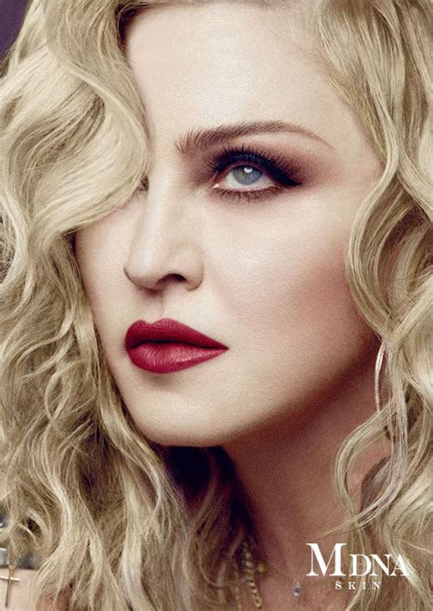 Just Am Not Feeling Madonnas New Fashion Line by Madonna Talks About Mdna Skin And Ageism