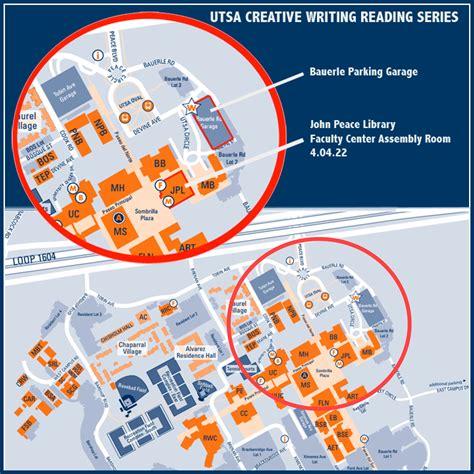 utsa map parking garage map reading pictures to pin on pinsdaddy