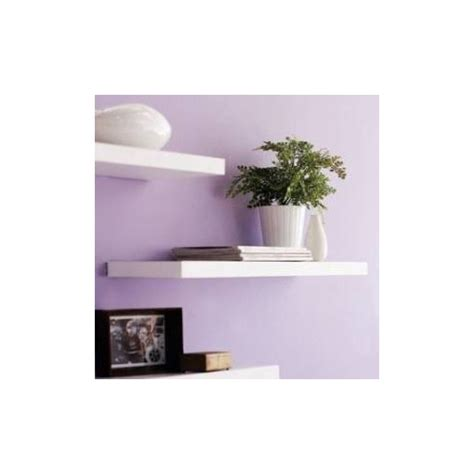 120cm White Floating Shelf by 120cm Floating Shelf In White Lacquered Temple Webster