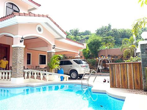 bedroom swimming pool beautiful house for rent in cebu cebu grand realty