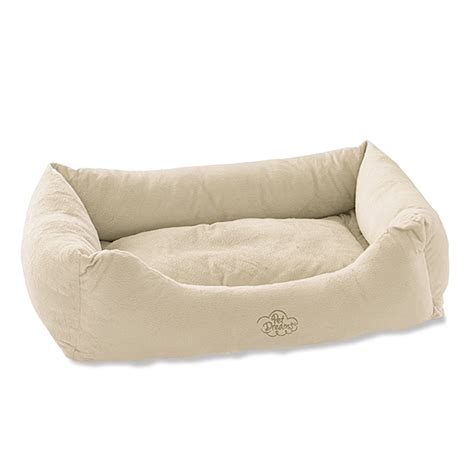 plush dog beds bolstering dog beds donut dog beds plush bumper dog beds