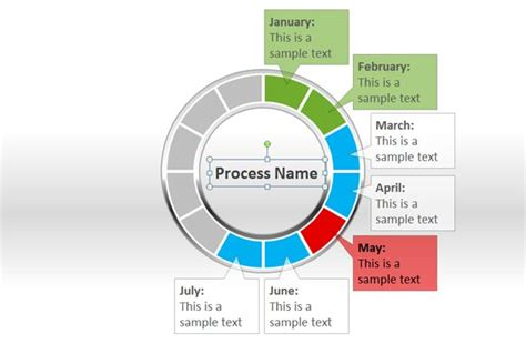 Smartart Office Templates circle chart template for powerpoint presentations