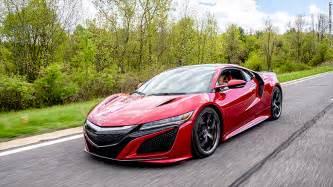 acura nsx 190 mph hybrid sep 7 2016