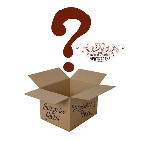 surprise gifts surprise box grab bag gift under 20 mystery gift box vegan