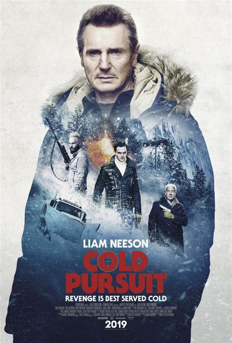 emmy rossum cold pursuit cold pursuit movie poster 3 of 4 imp awards