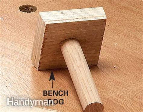 homemade bench dog making wooden bench dogs wood table legs counter height