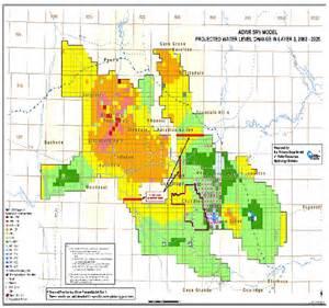 arizona water table map 265
