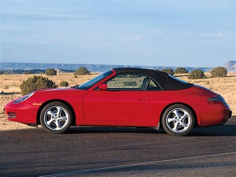 Porsche 996 Carrera Cabrio by Porsche 911 Carrera Cabriolet 996 1998 1999 2000