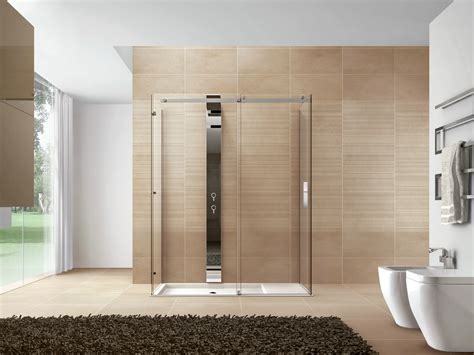 ducha anticalcare cabina de ducha rectangulares de vidrio templado oops 04